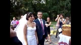 Марабелька. Хлеб-соль на свадьбе