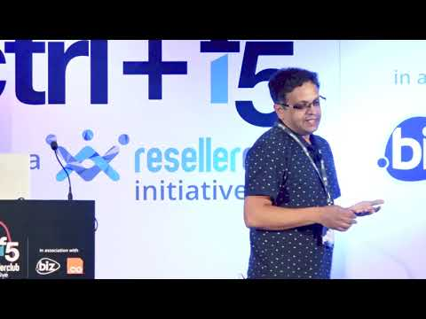 Ctrl+F5 Delhi, 2018- Data Science as a Design Empowering Tool by Srinivas Chinta, CEO, Prabal Design