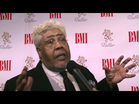 Rance Allen interviewed at the 2015 Trailblazers of Gospel Music Awards