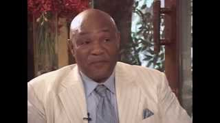 George Foreman Talks About Why His Sons are All Named George