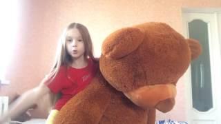 Обзор на большого медведя и на медальон аж 2о