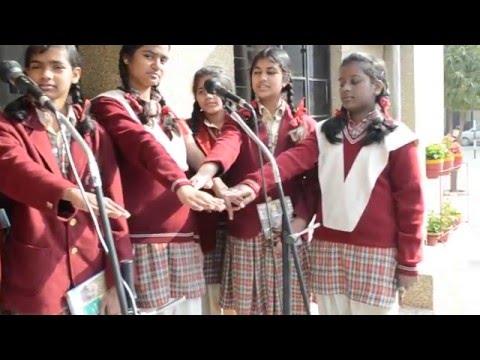 Carmel Convent Sr. Sec. School , Gwalior - Swachhata Pledge