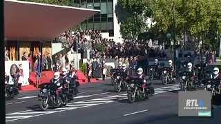 RTLh televisión - Desfile del 12 de octubre 2010.