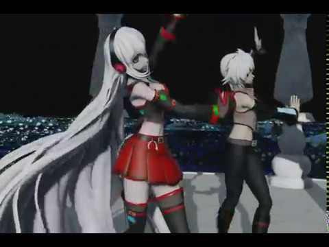 Magnet - Sukone Tei and Teiru - MMD and Utau Cover