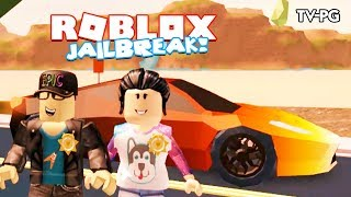 MY FIRST FERRARI! WE DID IT! AWESOME!| Roblox JailBreak