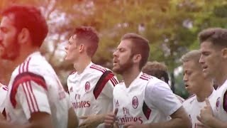 Back to work at Milanello | AC Milan Official