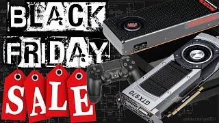 ЧЕРНАЯ ПЯТНИЦА или Где купить дешевле PS4, GTX970 и R9 380X?(Черная Пятница (Black Friday - 27.11.2015) крупнейшая распродажа в США и Европе. Где купить дешевле PlayStation 4, GeForce GTX970..., 2015-11-23T21:30:09.000Z)