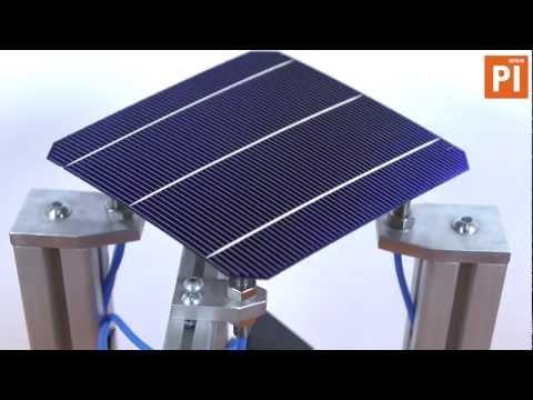 PI Photovoltaik-Institut Berlin AG, Photovoltaics testing lab