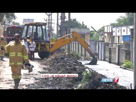 Ranipet Tragedy: 4200 tons of effluent wastes removed