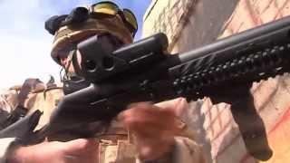 British army Kit: combat shotgun