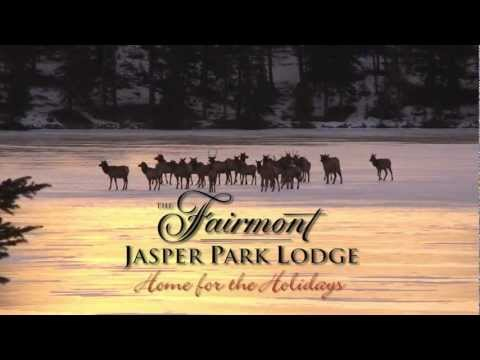 Christmas at the Jasper Park Lodge