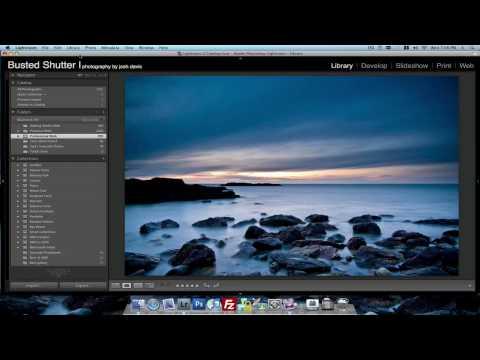 Lightroom Tutorial: Importing RAW Files