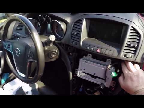 Opel & Vauxhall Multimedia Interface iCIDLink7 & rear camera PART2