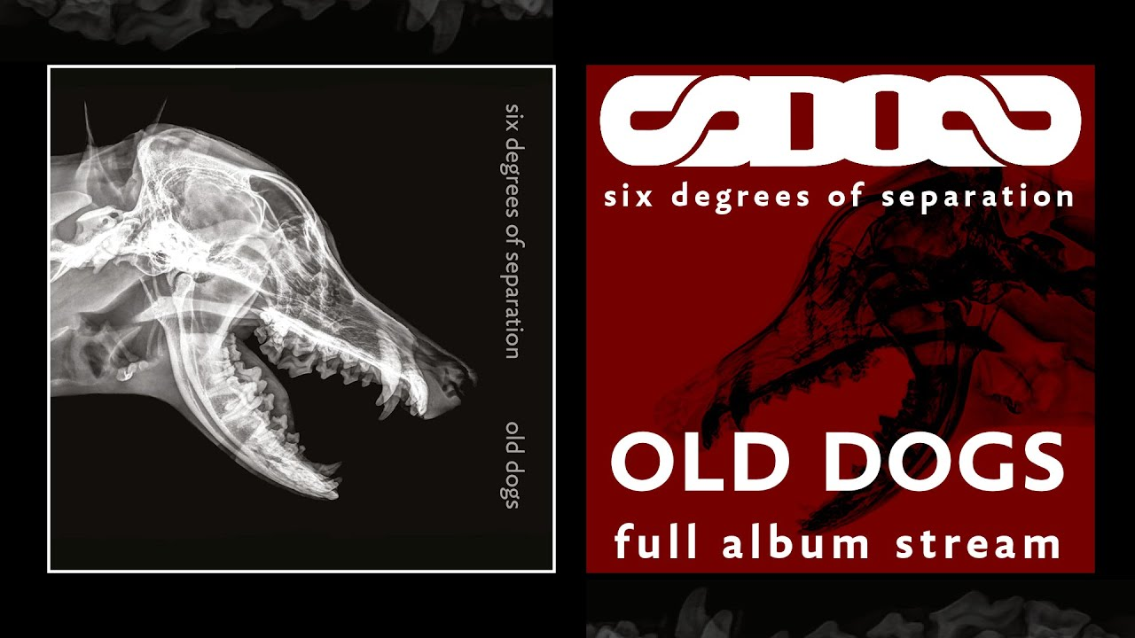 Download SIX DEGREES OF SEPARATION / OLD DOGS [full album stream]