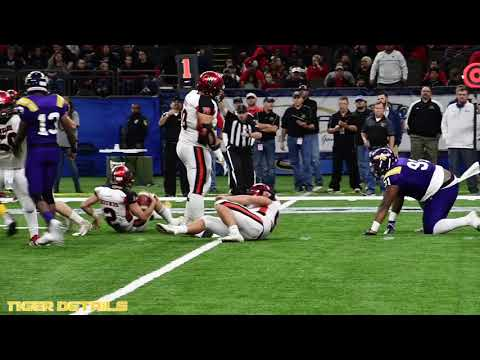 Top Plays from the 2018 LHSAA State playoffs