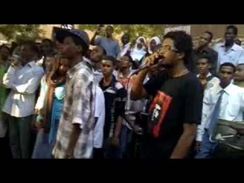 DZA of ReZOULution & LANGA - Live @ Khartoum University
