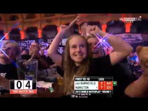 PDC World Matchplay 2015 - First Round - Raymond van Barneveld vs. Andy Hamilton