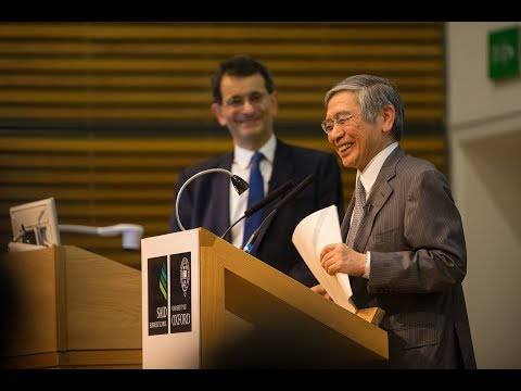 Governor Haruhiko Kuroda: The role of expectations in central bank monetary policy