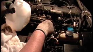 Adding Power Steering Stop Leak Fluid
