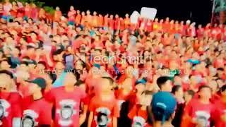 Kompilasi Gabungan Lagu Psm Makassar !!!
