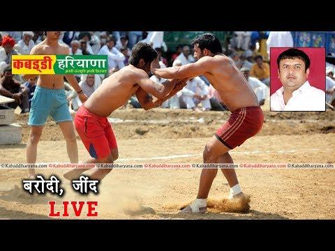 BARODI, JIND (बरोदी, जींद  ) MINI OPEN KABADDI MATCH LIVE  || KABADDI HARYANA ||