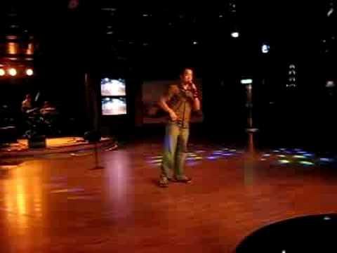 Don't Fear the Reaper LIVE! Karaoke! Part 1/2