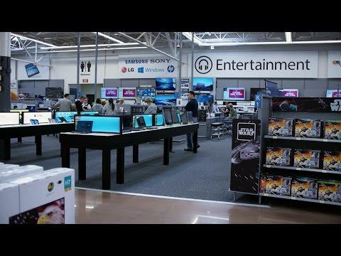A Refreshed Rogers, Arkansas Walmart Supercenter