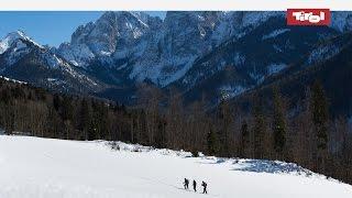 Winterlandschaften in Tirol – Kaisertal