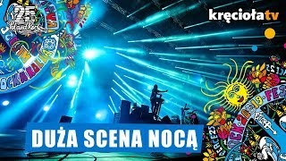 Nocne koncerty na Dużej Scenie #polandrock2019