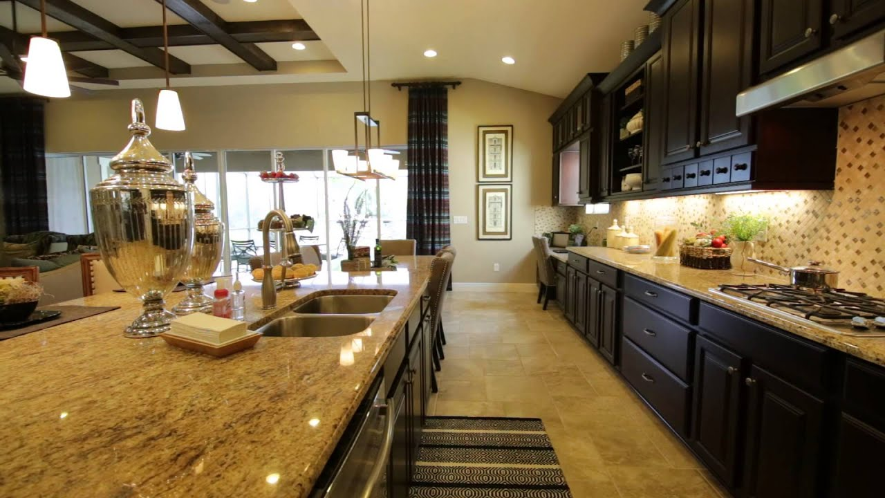 Homes By WestBay, Biscayne III Model Home