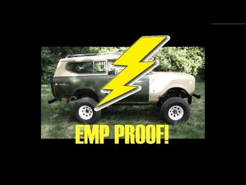 EMP Proof Vehicle