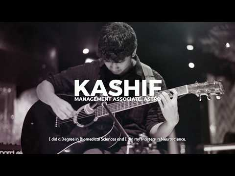 Kash The Music Scientist - Astro Management Associate Programme