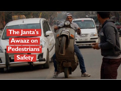 Road Safety in India: Delhi citizens share their experience