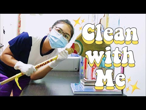 Vlogmas: Huge Cleaning Montage (Philippines) | Rica Coloma