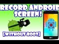 How To Record Any Android Phone Screen! [NO ROOT]