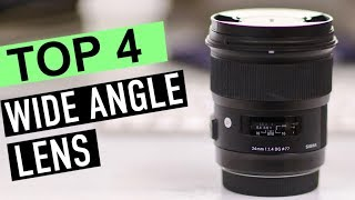 BEST 4: Wide Angle Lens 2019