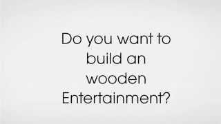 Wooden Entertaiment Plans - Do Not Buy Expensive Wooden Entertaiment!