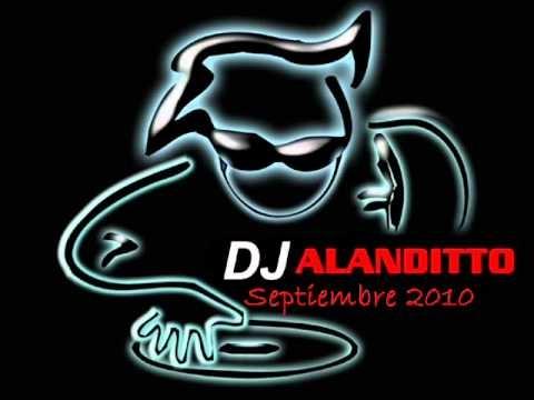 Dj Alanditto - Septiembre 2010