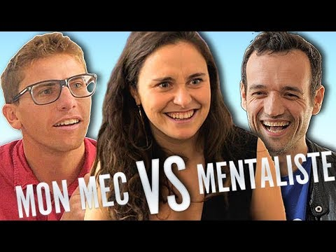 MENTIR À SON MEC vs À UN MENTALISTE