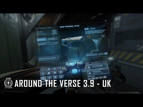 Star Citizen: Around the Verse 3.9 - UK