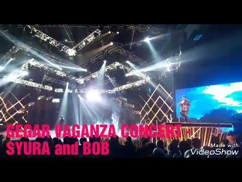 Gegar Vaganza Concert - Syura and Bob (Selasihku Sayang)