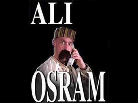 ali osram- NS vrouw kwijt