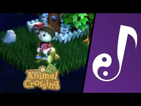 Animal Crossing: New Leaf - 1am Remix - AJ DiSpirito