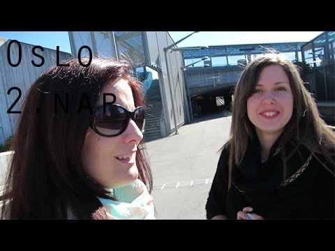 Oslo-Vlog 2. nap - Youth Conference