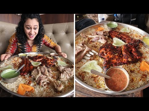 Ultimate MANDI Experience in Hyderabad | Hyderabad Ep 6 | Indian Food Vlog