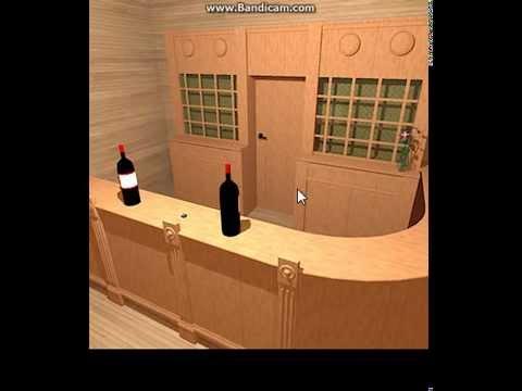 単発実況】二段ベットの部屋・何も無い部屋・ワインがある部屋からの