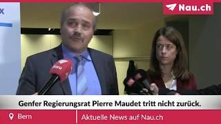 LIVE aus Bern: Tritt Maudet nach FDP-Krisensitzung jetzt zurück?
