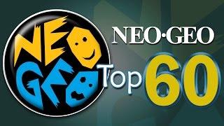 Neo Geo Top 60 Games