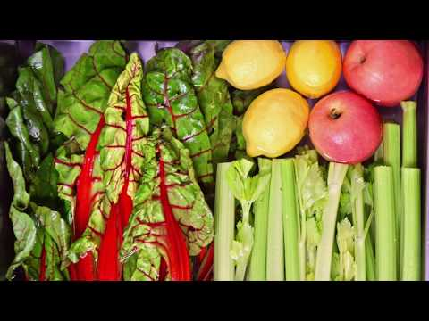 How to Naturally Clean Fruits and Vegetables