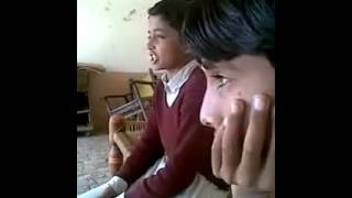 Main Ohde Naal Gal Karni Pakistani Flok Song 2013 I Awesome Boy Singing Song
